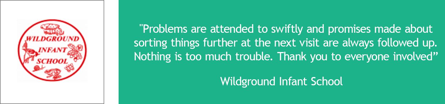 Wildground Infant School